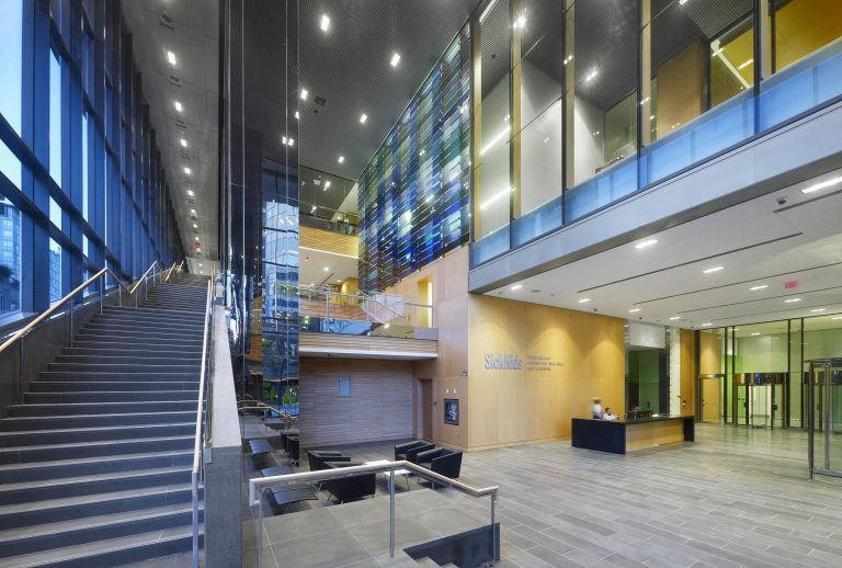 The Peter Gilgan Centre for Research and Learning