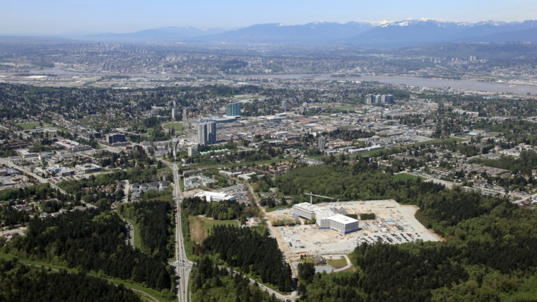 Concept planning underway for new Surrey hospital