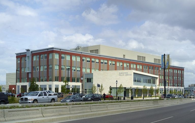 New Saskatoon Police HQ Sets Standard in Canada