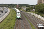 Toronto's commuter trains known as the Go