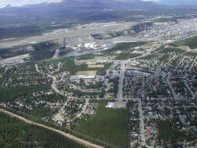 Whitehorse receives funding for transit upgrades
