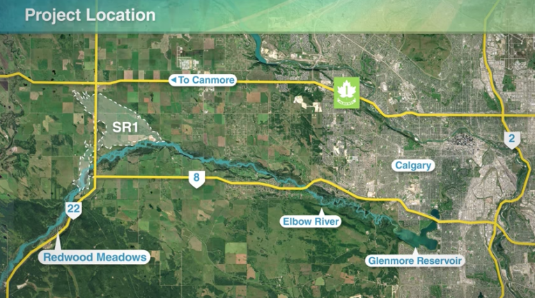 Alberta commits funding to Springbank project