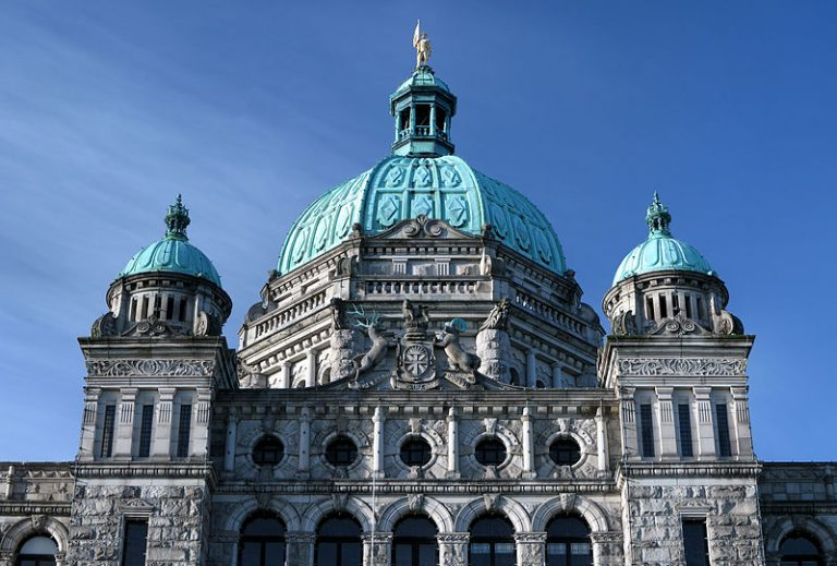 B.C. budget includes record spending on capital projects