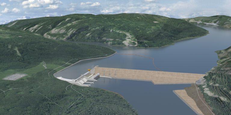 Preferred proponent named for Site C spillways civil works