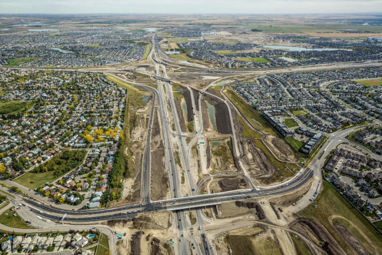 Wetland protections installed for Southwest Calgary Ring Road construction