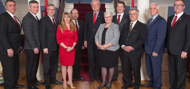 PEI announces changes to cabinet