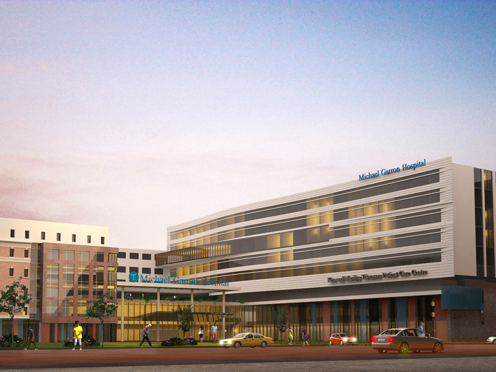 Contract awarded for Michael Garron Hospital project