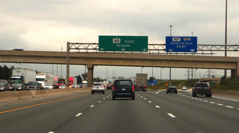 Ontario rejects GTA West highway proposal