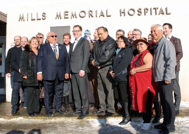 Concept plan approved for new Terrace hospital