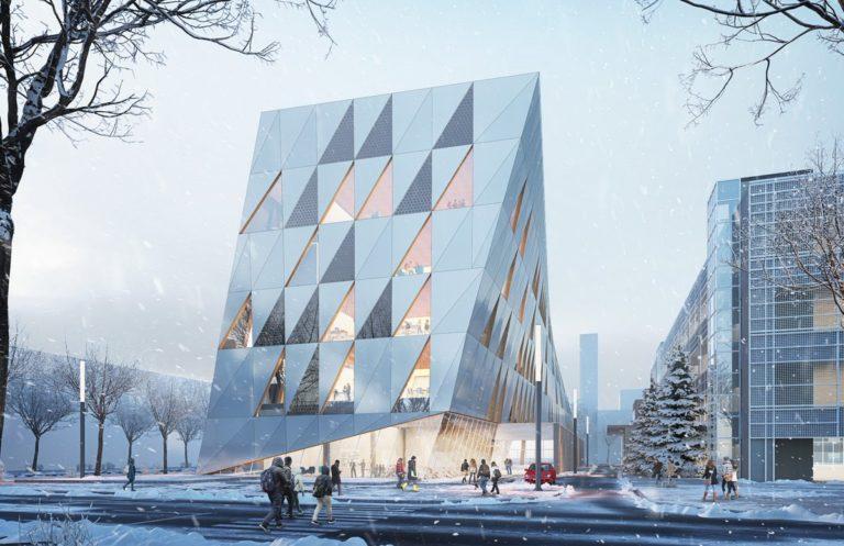 Perkins+Will to design York University's School of Continuing Studies