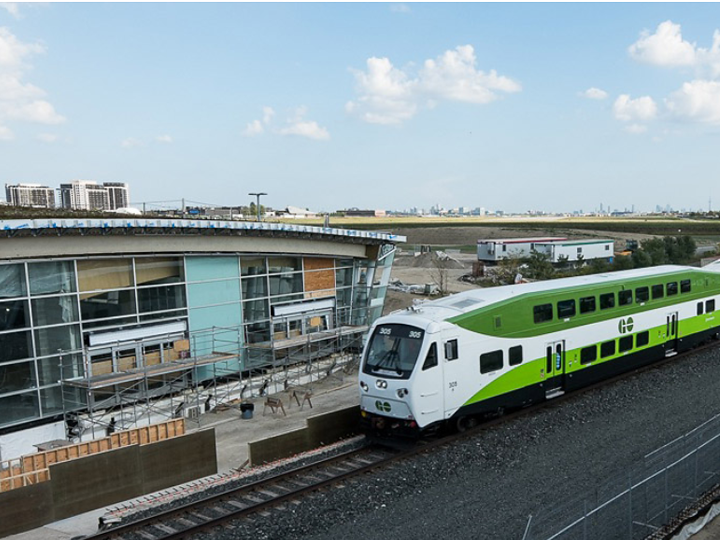 RFP issued for Milton Corridor RER project