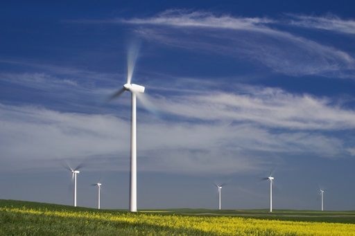 Saskatchewan approves the Blue Hill Wind Energy Project