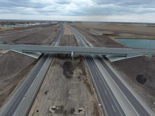 Saskatchewan overpasses completed ahead of schedule