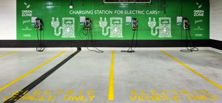 GBCI Canada announces first Parksmart-certified projects