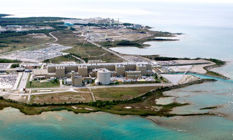Bruce Power begins Major Component Replacement Unit 6 project