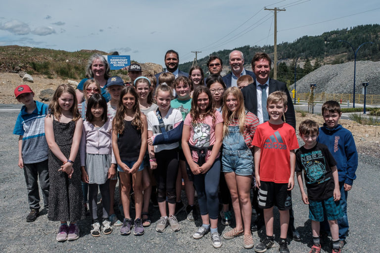 New schools to be built in Langford