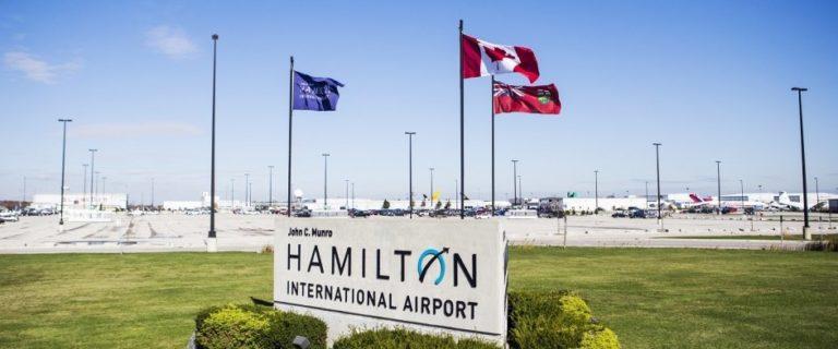 Canada funding Hamilton airport expansion