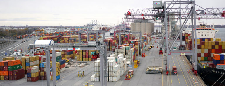 CIB signs MOU with Montreal Port Authority