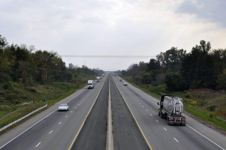 Ontario to widen Highway 401 between Tilbury and London