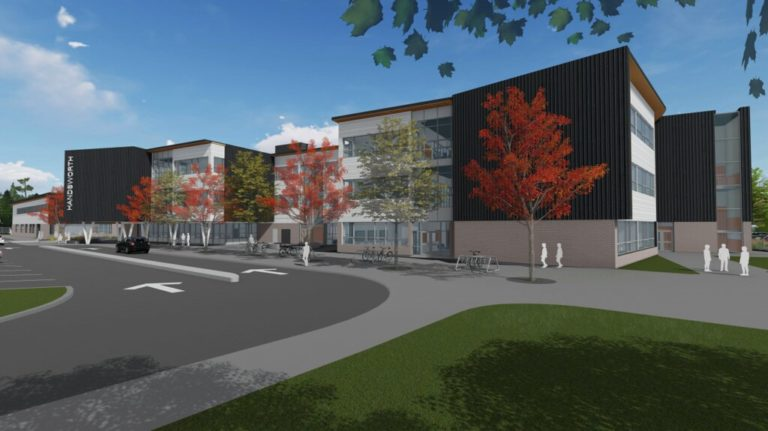 B.C. announces funding for new Handsworth Secondary school