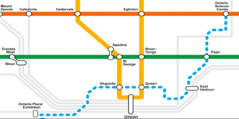 Ontario proceeds with signature subway expansion project