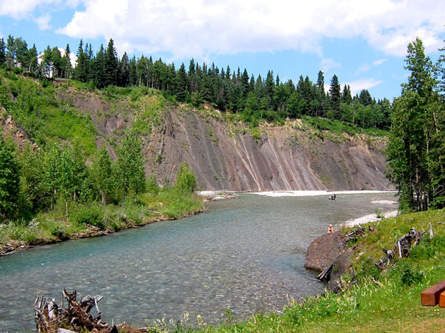 New funding for flood mitigation in Alberta's Bragg Creek