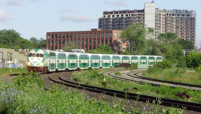 Kitchener GO rail project reaches major milestone