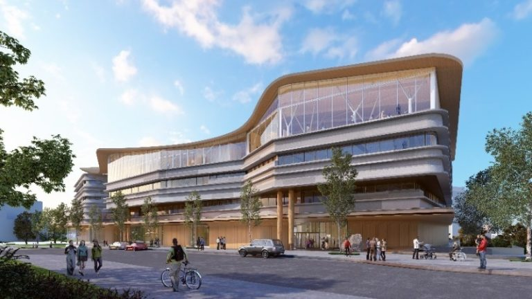 Contractors revealed for Ottawa public library and archives facility