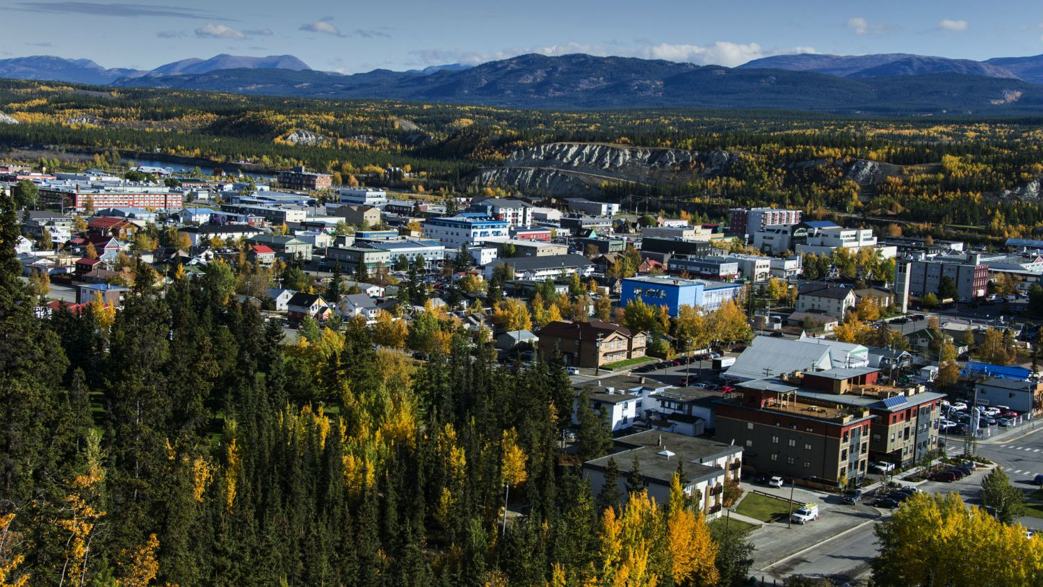 New Operations Building For Whitehorse Features Yukon S Largest Solar Farm Renew Canada