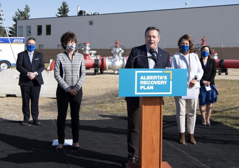 Alberta releases new plan to diversify natural gas infrastructure