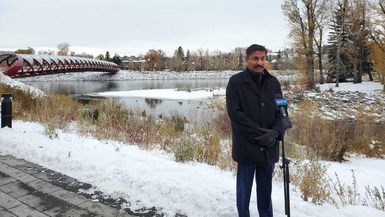 Water infrastructure funds for eight Alberta communities