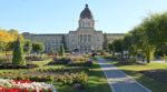 Saskatchewan Legislative Building and QEII Gardens