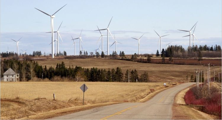 Capital budget with infrastructure plans for PEI to become net-zero