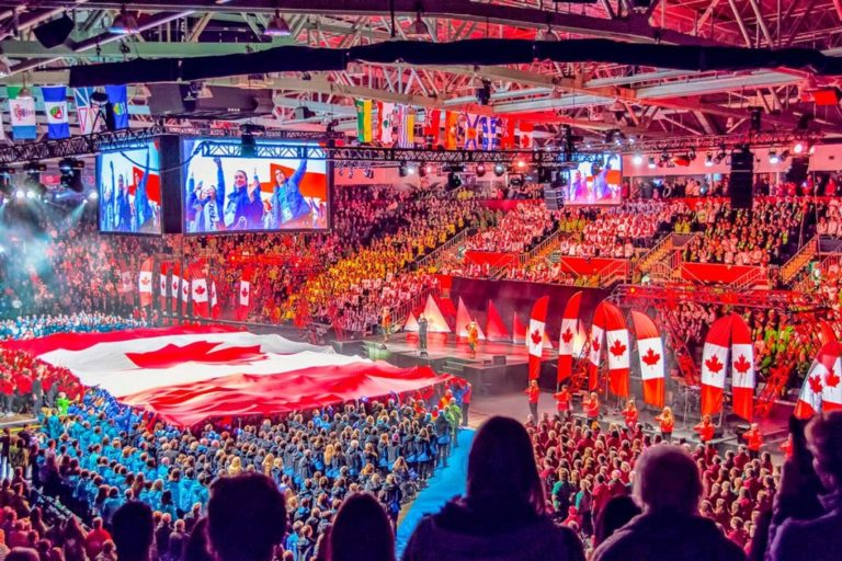 Supporting infrastructure for post-pandemic Canada Winter Games