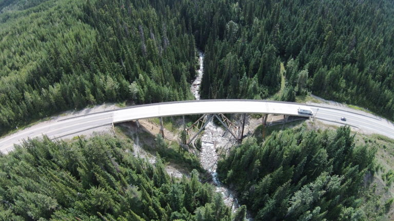 B.C. issues tender to replace bridge at Quartz Creek