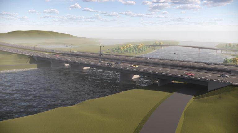 Contract awarded to build South Bow River Bridge