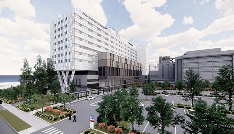 EllisDon awarded contract for design-build of B.C. hospital