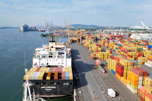 Three teams qualify to design and build Montreal container terminal