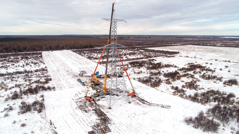Power Up: Manitoba-Minnesota transmission project