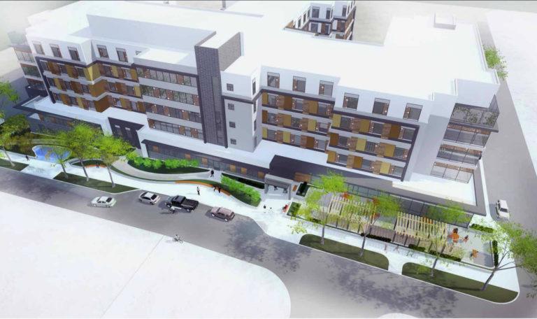 Construction underway on Bridgeland Riverside continuing care centre