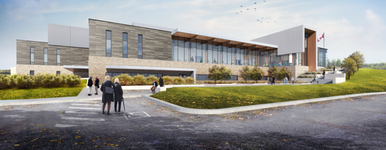 Ontario supports new state-of-the-art hospital in Grey County