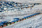 northern transportation infrastruction – Churchill Manitoba