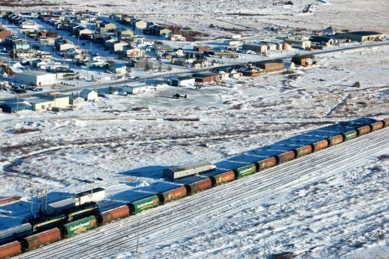 Research on climate change impacts to northern transportation infrastructure