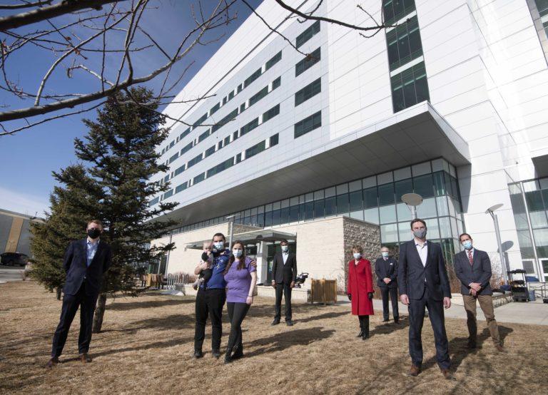 Healthcare infrastructure spending on the horizon in Alberta