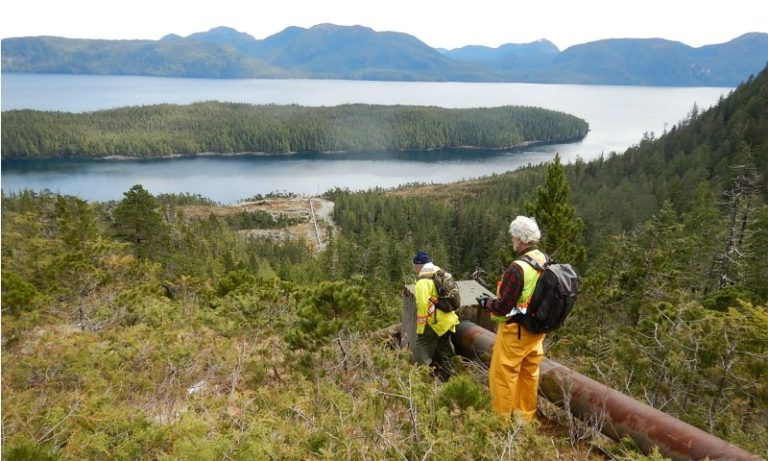 Investments for two green infrastructure projects in B.C.