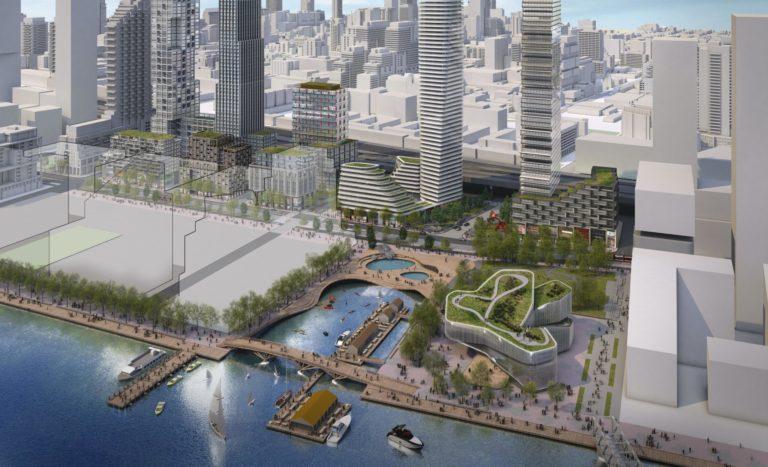 Sponsored: Toronto's new Quayside development building a bright future