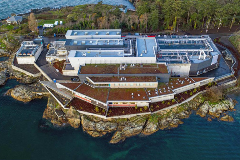 Joint venture completes first wastewater treatment plant in Victoria
