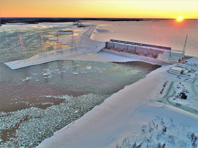 Keeyask, Canada's newest hydro project, complete ahead of schedule