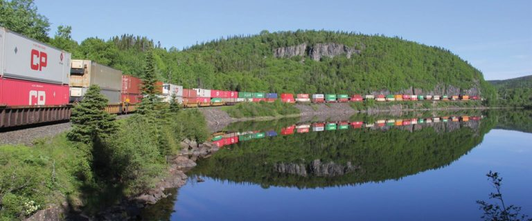 CP to create first continent-wide rail infrastructure network