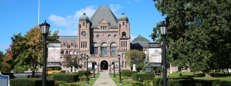Ontario releases record-breaking budget, including healthcare infrastructure funds
